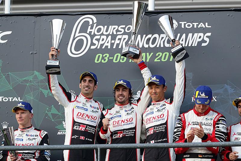 """Buemi lobt: Fernando Alonso als Teamkollege """"ganz natürlich"""""""