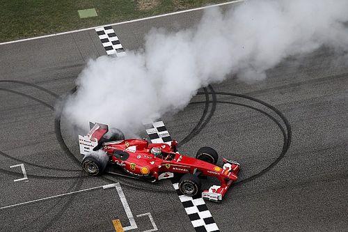 Gallery: Ferrari F1 cars demo at World Finals