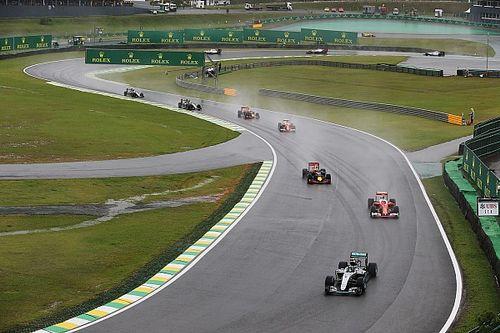 Wat is de weersverwachting voor de Grand Prix van Brazilië?