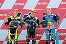 Moto2 Quartararo diablement rapide, Bagnaia imperturbable
