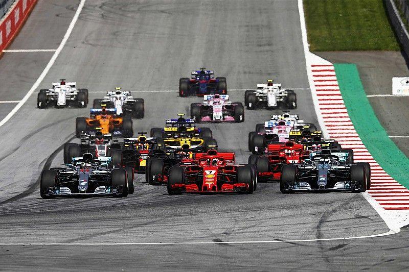 Formel 1 Österreich 2018: Das Rennergebnis in Bildern
