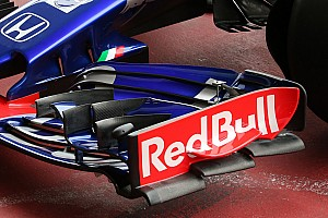 Formula 1 Analysis Toro Rosso reveals unique new front wing