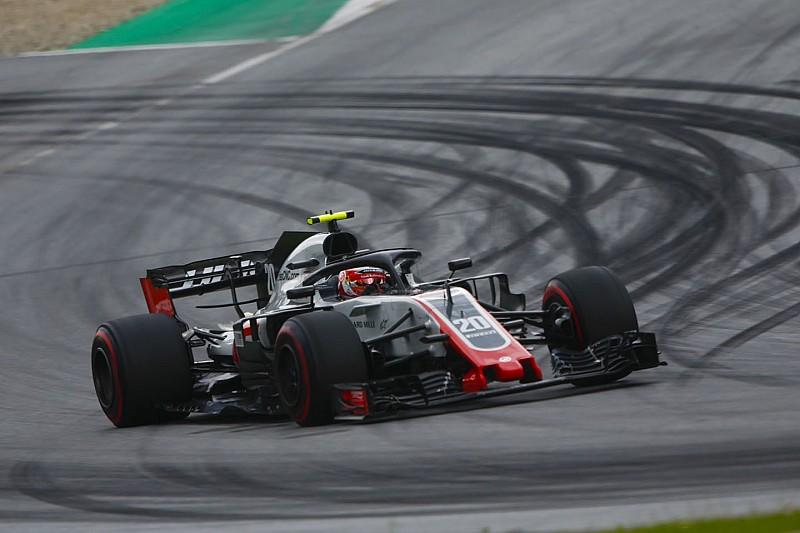 """Magnussen: """"Estamos casi a la par de Red Bull"""""""