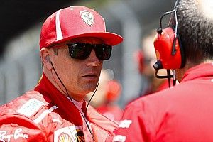 Raikkonen: Verstappen and I did well not to crash