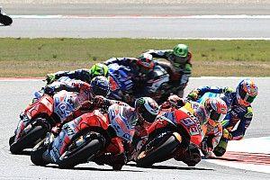 Положение в зачете MotoGP после гонки в Нидерландах
