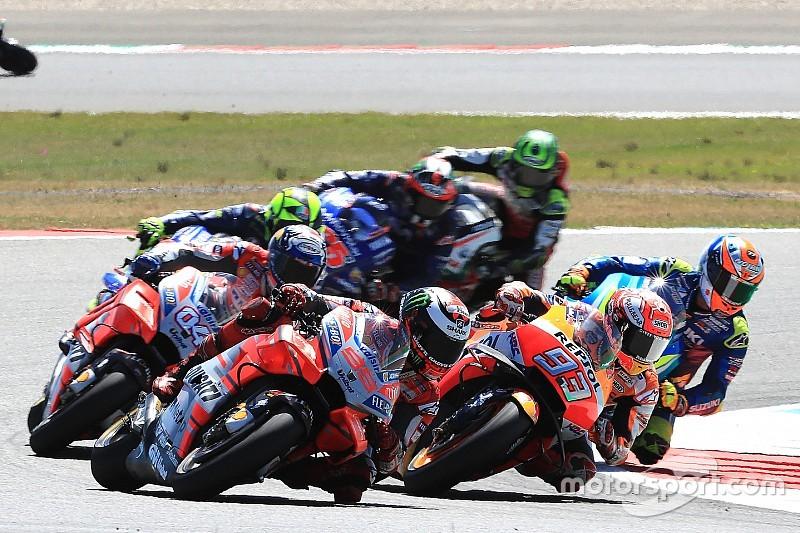 MotoGP-topcoureurs pleiten voor langere zomerstop