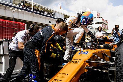 Több, mint 7 ezer kilométert tett meg a McLaren műszaki hiba nélkül