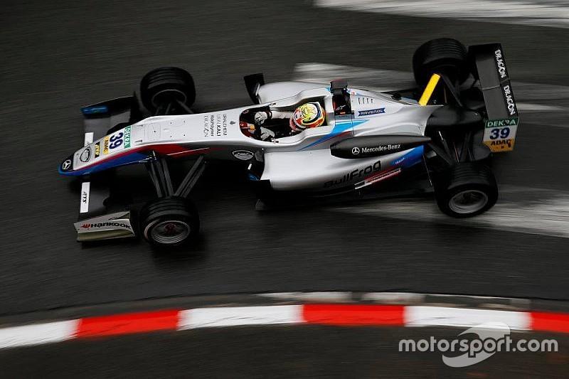 Palou, en primera línea para el GP de Pau de F3