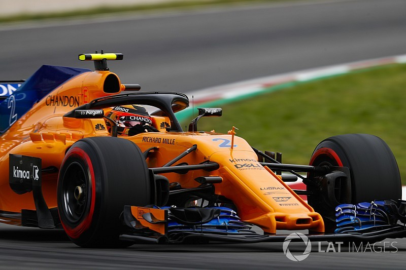 Vandoorne a kiszámíthatatlan McLarennel küzd
