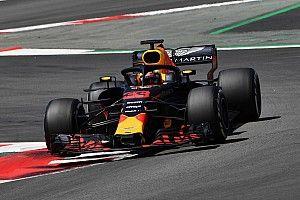 Test Barcellona, Giorno 1: Verstappen e la Red Bull al top, Vettel è terzo
