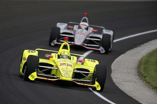 Penske lidera la primera práctica para Indy 500