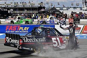 Kyle Busch ties NASCAR Truck record with Pocono win