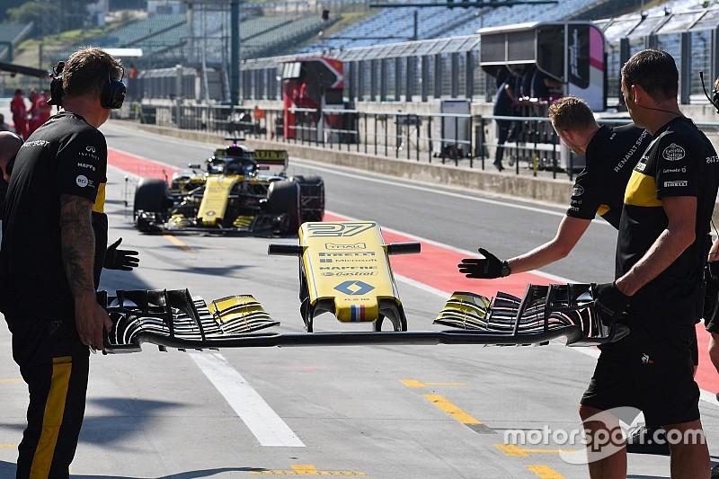Los cambios que ayudan a Renault a ser 'el mejor del resto'