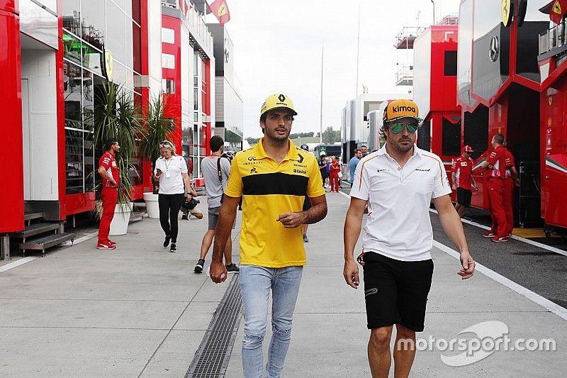 """De la Rosa waarschuwt Sainz: """"Ga niet naar McLaren"""""""