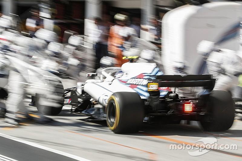Lassabb kerékcserék a Mercedesnél és a Ferrarinál