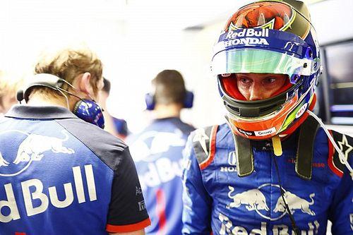 Trois jours après, Toro Rosso remercie Hartley