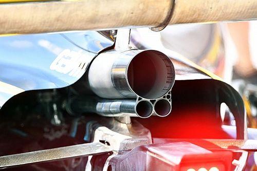 Formel-1-Technik: Detailfotos beim GP Ungarn in Budapest