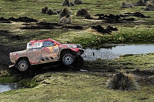 Dakar Intervista Dakar, la risposta Toyota: