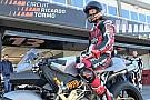 Киану Ривз протестировал мотоцикл Vyrus на трассе в Валенсии