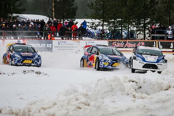 LIVE: RallyX on Ice Ronde 2