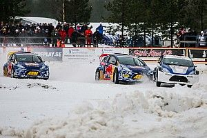Newgarden, Castroneves to contest ice rallycross races