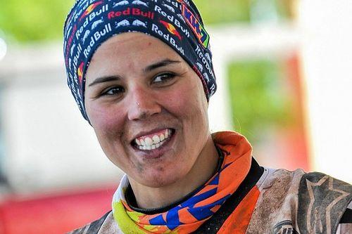 """Dakar, 12° posto coi fiocchi per Laia Sanz: """"Ho rischiato per tenermi dietro Nosiglia"""""""