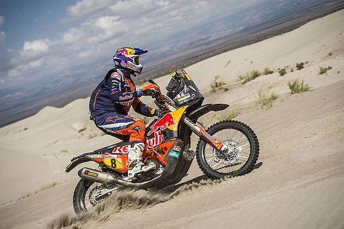 Dakar 2018: Price wint voorlaatste etappe, Walkner op drempel van eindzege