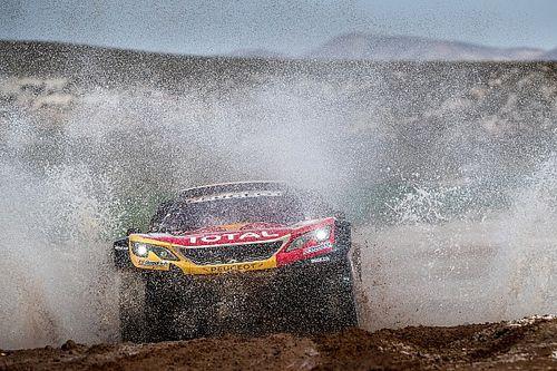 "Dakar, Peterhansel: ""La 3008DKR Maxi sembrava revisionata in assistenza"""
