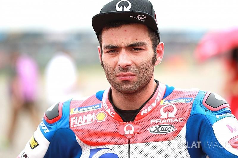 Petrucci, oferta de Aprilia a la espera de la decisión de Ducati