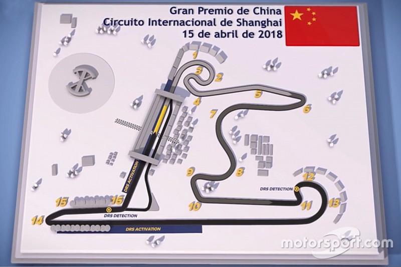 VIDEO: GP de China, guía del circuito de Shanghái