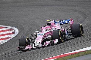 """Force India tiene un problema """"de base"""" con su auto de 2018"""