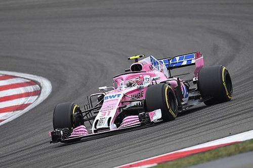 Force India heeft fundamenteel probleem met 2018-auto