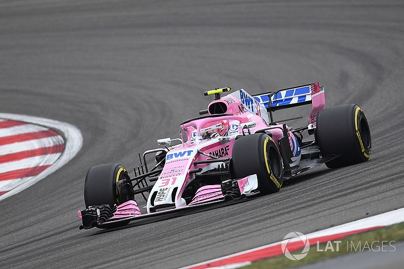 "Force India has ""fundamental"" problem with 2018 F1 car"