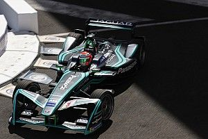 Piquet fue el más rápido en la primera práctica en Roma