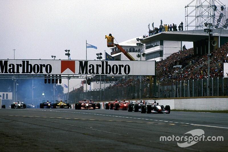 Argentyna chce powrotu Formuły 1