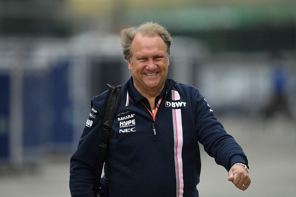 McLaren benoemt Fernley tot voorman van Indy 500-project Alonso