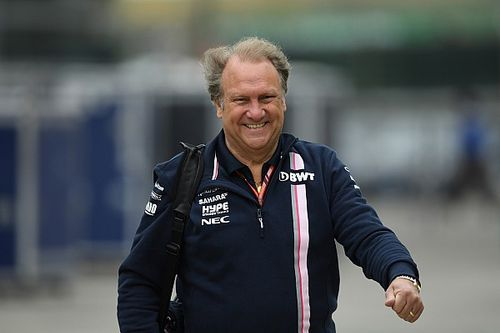 El ex jefe de Force India, Fernley, sucesor de Domenicali en la FIA