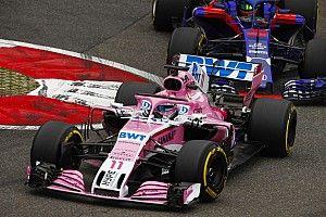 Quand les écuries changent de nom, la F1 s'emmêle les pinceaux