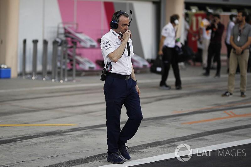 Lowe: Williams, 2019'da Martini'nin yerini doldurmakta zorlanacak