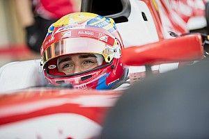 F2アブダビレース2:ルクレールが逆転優勝で7勝目。松下は4位で終える