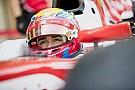 VÍDEO: Leclerc faz onboard de teste em novo F2 com celular