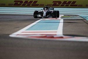 阿布扎比大奖赛FP3:梅赛德斯甩开法拉利