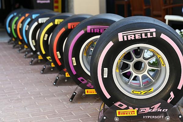 Fórmula 1 Noticias Pirelli utiliza un nuevo software para dar más emoción a las carreras de F1