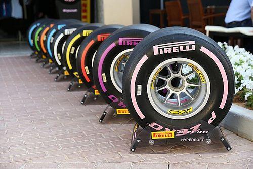 Verstappen geen fan van extra bandencompounds in Formule 1