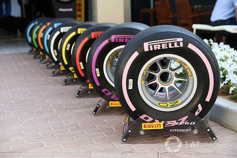 Pirelli verzichtet in Australien, Bahrain und China auf Hypersoft