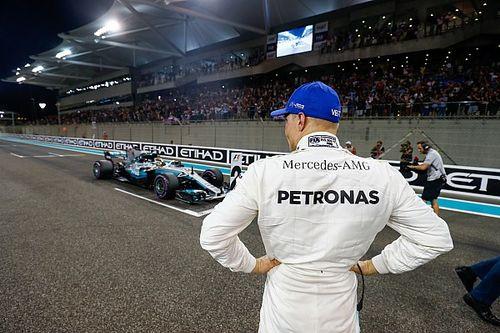 Боттас стал гонщиком дня на Гран При Абу-Даби