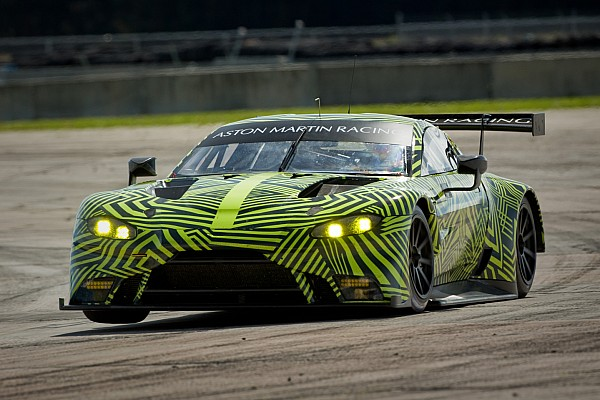 Turner: 2018/19 no learning season for Aston Martin