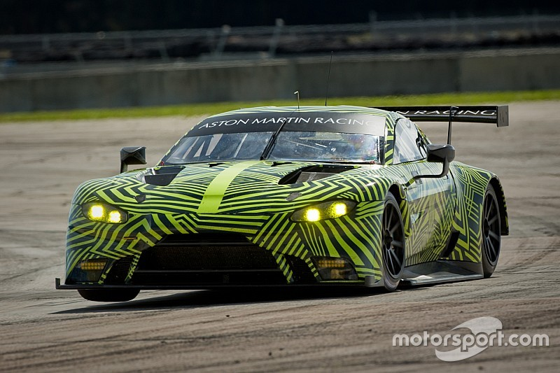 Turner 2018 19 No Learning Season For Aston Martin
