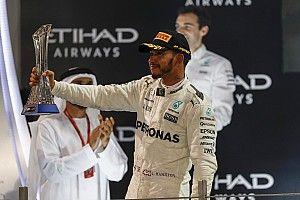 "Hamilton parabeniza Bottas por vitória: ""Tentei de tudo"""