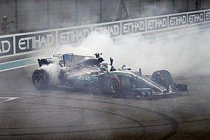 Bottas cierra el año en Abu Dhabi también con el 'Piloto del día'